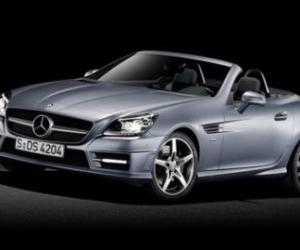 Picture of SLK 350 BlueEFFICIENCY