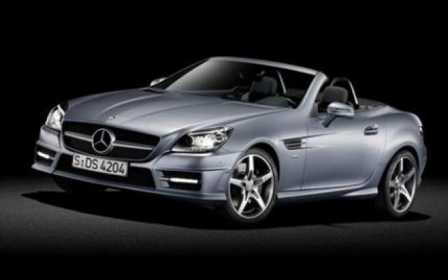 Image of Mercedes-Benz SLK 350 BlueEFFICIENCY