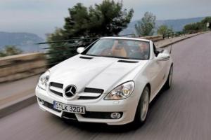 Picture of Mercedes-Benz SLK 350 (facelift)