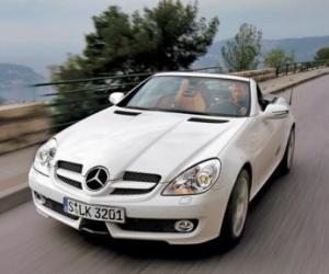 Picture of Mercedes-Benz SLK 350