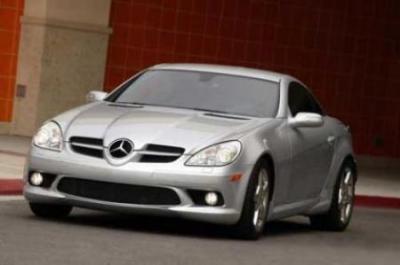 Image of Mercedes-Benz SLK 350