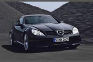 Picture of Mercedes-Benz SLK 55 AMG Black Series