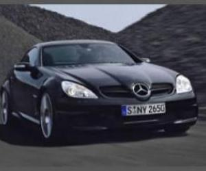 Picture of SLK 55 AMG Black Series