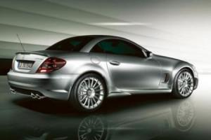 Picture of Mercedes-Benz SLK 55 AMG