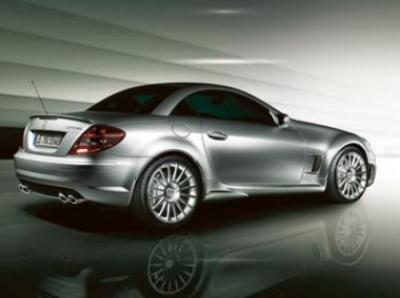 Image of Mercedes-Benz SLK 55 AMG