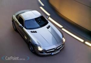 Photo of Mercedes-Benz SLS AMG