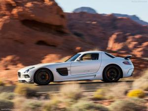 Photo of Mercedes-Benz SLS AMG Black Series