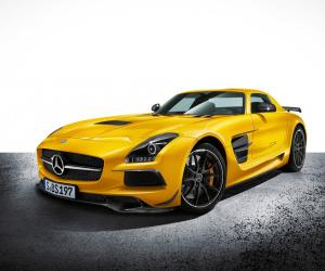 Picture of SLS AMG Black Series