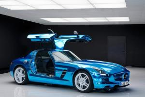 Picture of SLS AMG Coupe Electric Drive