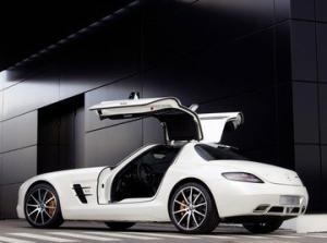 Photo of Mercedes-Benz SLS AMG GT