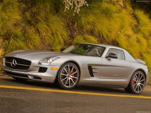 Photo of Mercedes-Benz SLS AMG GT