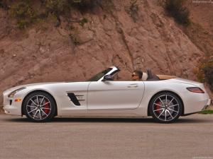 Photo of Mercedes-Benz SLS AMG GT Roadster