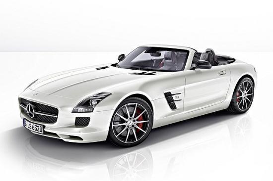Image of Mercedes-Benz SLS AMG GT Roadster