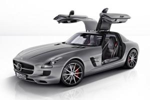 Picture of Mercedes-Benz SLS AMG GT