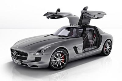 Image of Mercedes-Benz SLS AMG GT