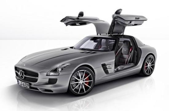 Image of Mercedes-Benz SLS AMG GT