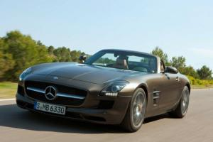 Picture of Mercedes-Benz SLS AMG Roadster