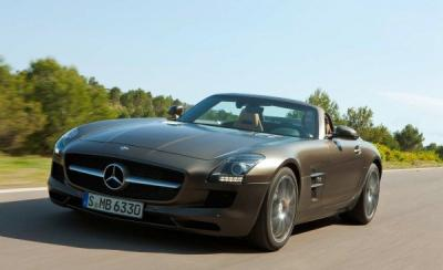 Image of Mercedes-Benz SLS AMG Roadster