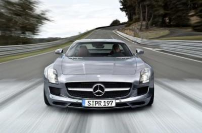 Image of Mercedes-Benz SLS AMG