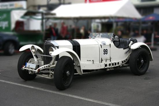 Image of Mercedes-Benz SSKL