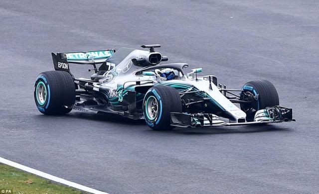 Image of Mercedes-Benz W09