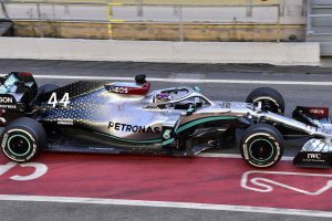 Picture of Mercedes-Benz W11 EQ Performance
