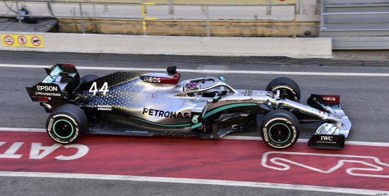 Image of Mercedes-Benz W11 EQ Performance