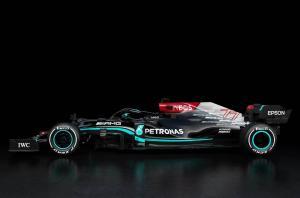 Photo of Mercedes-Benz W12 E Performance