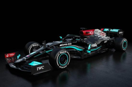 Image of Mercedes-Benz W12 E Performance