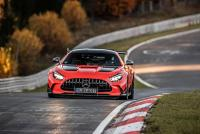 Cover for Mercedes claim new production car Nürburgring lap record