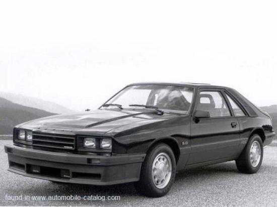 Image of Mercury Capri RS 5.0L V8