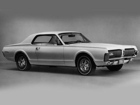 Image of Mercury Cougar (289CI V8)