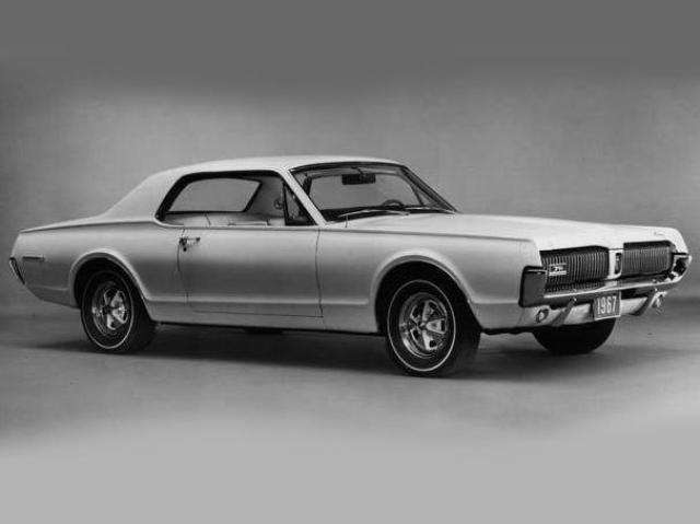 Image of Mercury Cougar (289CI V8)
