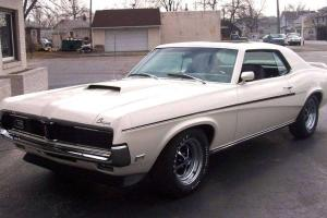 Picture of Mercury Cougar Eliminator