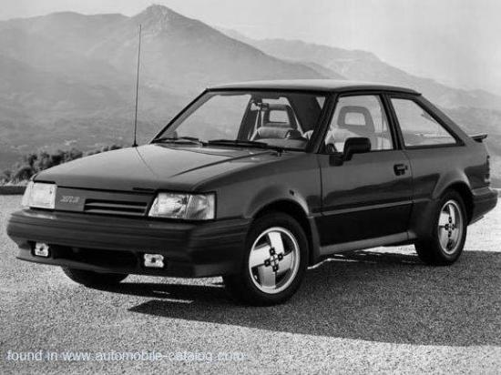 Image of Mercury Lynx XR3