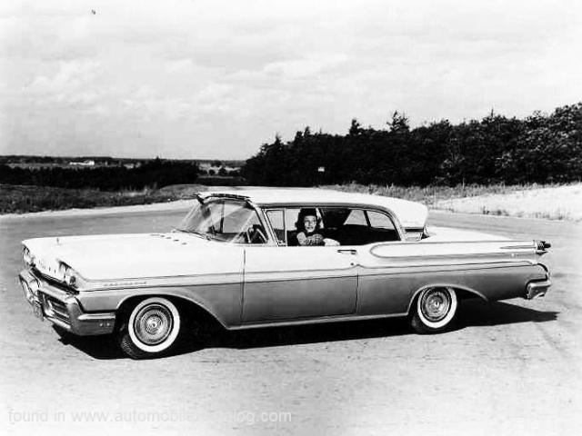 Image of Mercury Montclair Super Marauder Phaeton Coupe