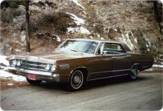 Mercury Monterey Super Sedan 427