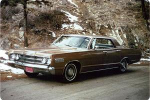 Picture of Mercury Monterey Super Sedan 427