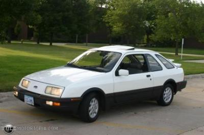 Image of Merkur XR4Ti
