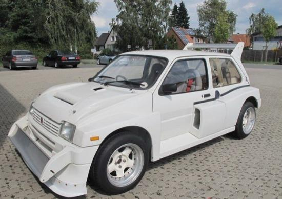 Image of MG Metro 6R4 Clubman
