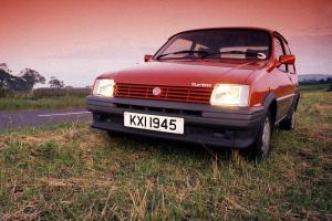 Picture of MG Metro Turbo