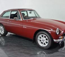 Picture of MG MGB GT V8 Coupe