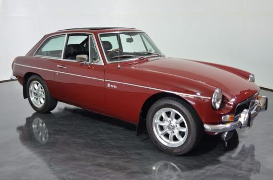 Image of MG MGB GT V8 Coupe