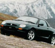 Picture of MG MGF 1.8i vvc