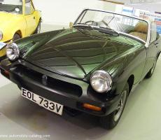 Picture of MG Midget 1500