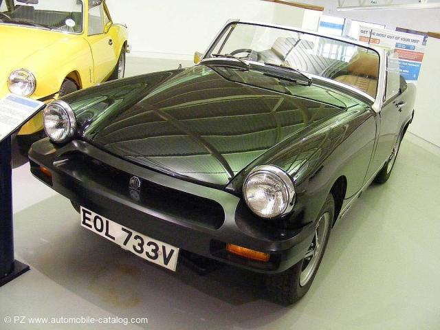 Image of MG Midget 1500