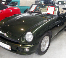 Picture of MG RV8