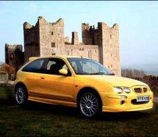 Picture of MG ZR 160