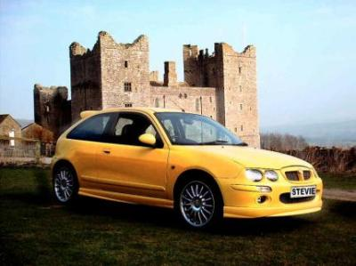 Image of MG ZR 160