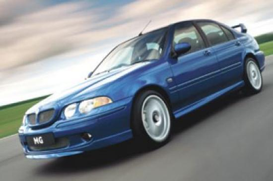 Image of MG ZS 180